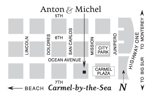 2013 AntonMichel DIGITAL MAP